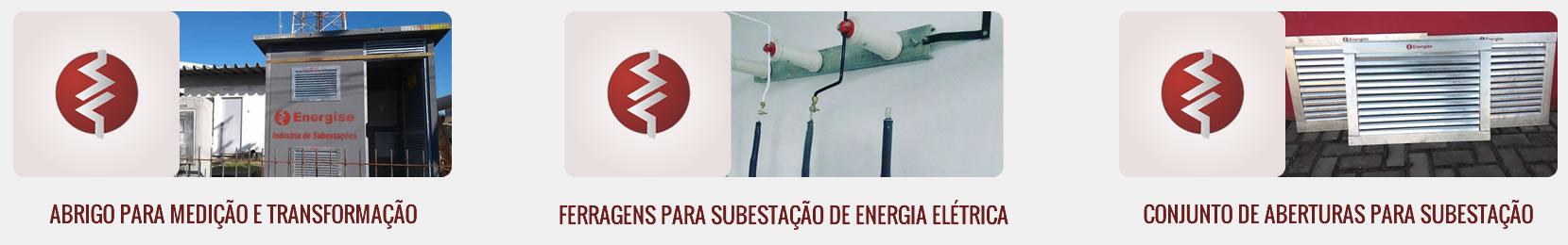 Produtos Energise Elétrica Industrial